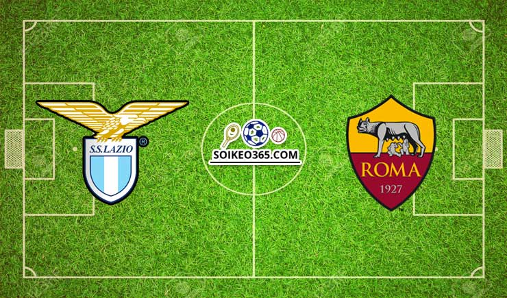 Soi kèo Lazio vs AS Roma