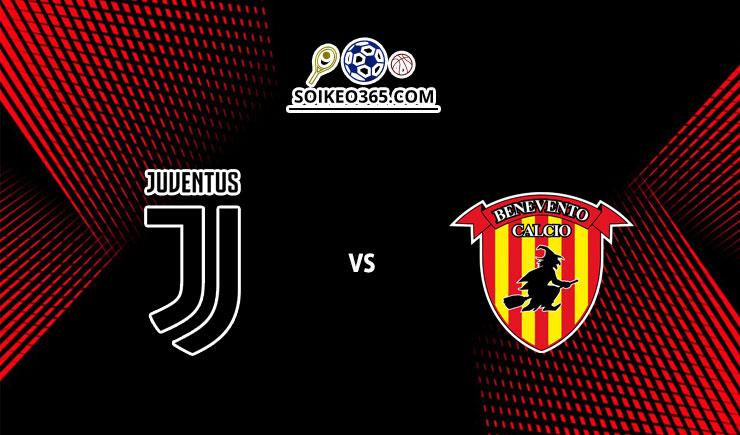 Soi kèo Juventus vs Benevento