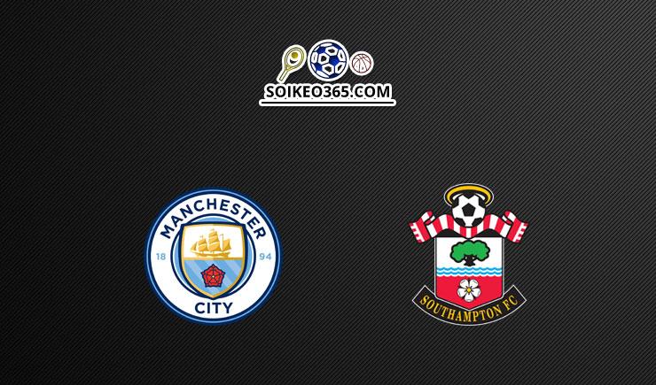Soi kèo bóng đá Man City vs Southampton