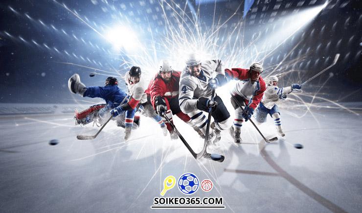 Tìm hiểu quy tắc và các loại kèo trong cá cược Khúc côn cầu Ice Hockey