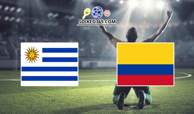 Nhận định chính xác trận Uruguay vs Colombia, lúc 05h00 - 04/07/2021