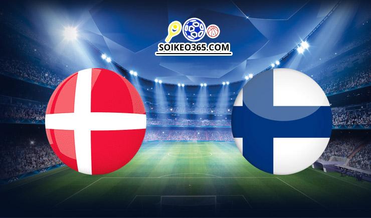 Soi kèo tỷ số trận Đan Mạch vs Phần Lan, 22h59 – 12/06/2021