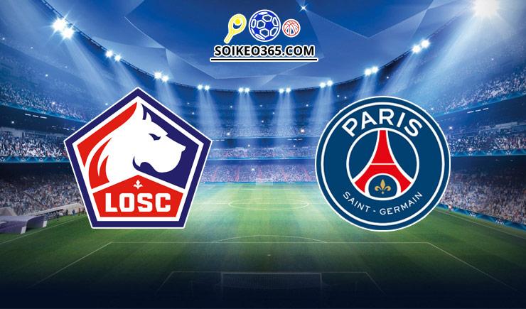 Nhận định chính xác trận Lille OSC vs PSG 01h00 – 02/08/2021