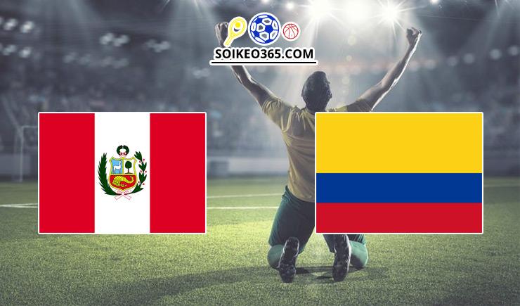 Nhận định chính xác trận Peru vs Colombia, 07h00 - 10/07/2021