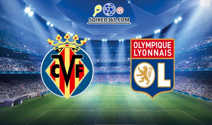 Soi kèo tỷ số trận Villarreal vs Lyon, 02h00 – 23/07/2021