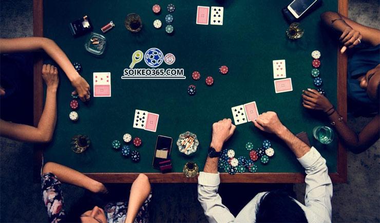 Kỹ năng xử lý (khoảng bài) Range Hand trong Poker hiệu quả nhất