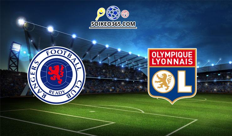 Soi kèo tỷ số trận Rangers vs Lyon, 02h00 – 17/09/2021