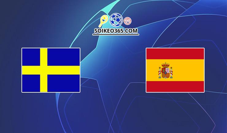 Soi kèo tỷ số trận Thụy Điển vs Tây Ban Nha, 01h45 – 03/09/2021