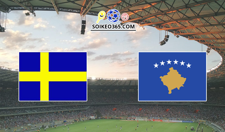 Soi kèo tỷ số trận Thụy Điển vs Kosovo, 23h00 – 09/10/2021