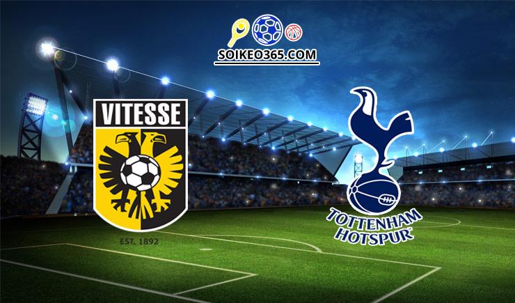 Soi kèo tỷ số trận Vitesse vs Tottenham, 23h45 – 21/10/2021